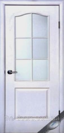 Двери межкомнатные Классик с рамкой структура