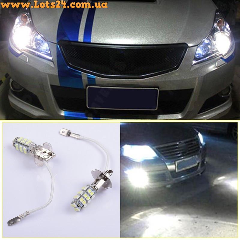 Светодиодные лампы для авто купить в украине