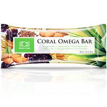 Корал Омега Бар (Coral Omega Bar) - натуральный батончик для быстрого перекуса