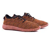 36-45р Кроссовки мужские и женские под Adidas Yeezy Boost, для занятий спортом бега)