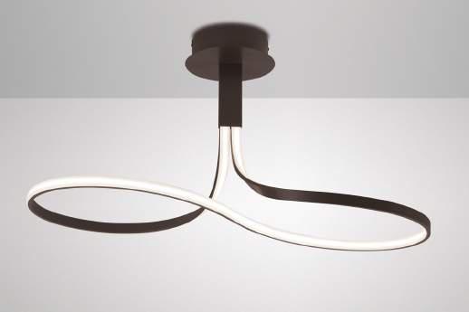 Светильник потолочный AuroraSvet AR 5002. LED светильник. Светодиодный дизайнерский светильник.