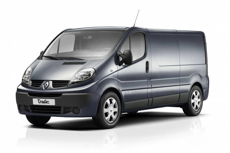 Лобовое стекло Renault Trafic/N.Primastar/O. Vivaro с обогревом (2001-2013)