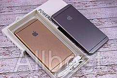 Повербанк Внешний аккумулятор power bank Портативное зарядное Iphone 12800 mAh / дополнительная батарея