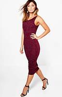Классическое Строгое Платье Для Девушки бренд Boohoo, размер М