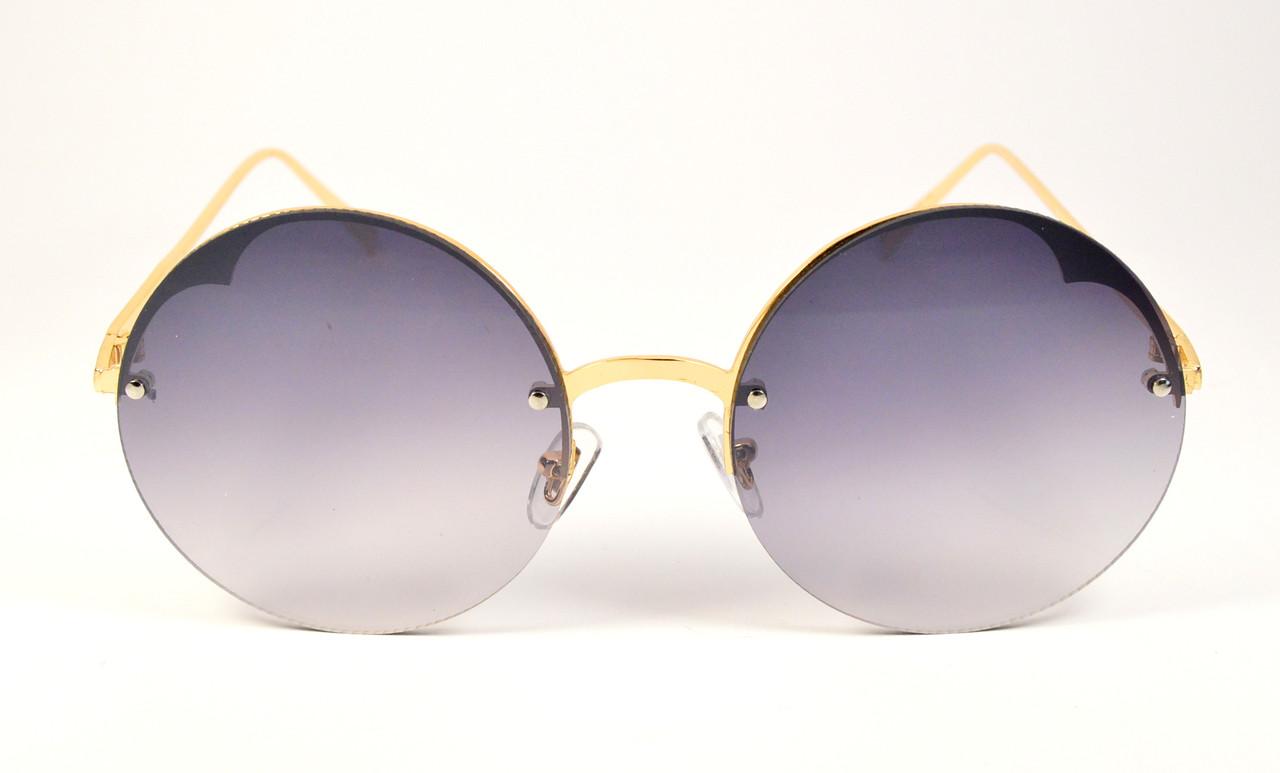 c9d0edda434e Круглые солнцезащитные очки 2018 (8303 С1) - ОПТ Оптика. Очки оптом Украина  в