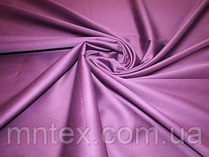 Ткань для пошива постельного белья сатин гладкокрашеный Слива