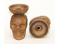 Чаша TRK19-4, глиняная чашка для кальяна, чаша для каллауда, чашка для кальяна керамическая