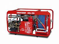Установка для тушения пожара OERTZEN FIRE-TEC HDL 250. Модуль пожаротушения.