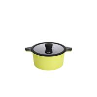 Кастрюля RINGEL Zitrone Кастрюля 20x10.5 см (3.0л) с крышкой (RG-2108-20)
