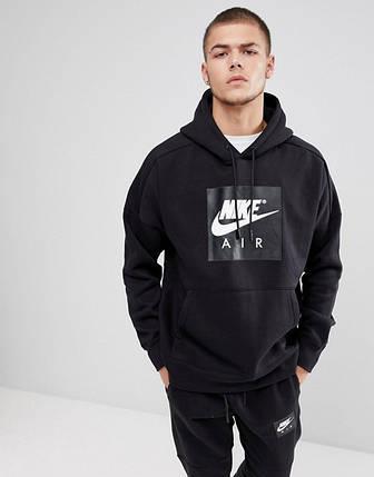 Толстовка Nike Air Fleece Hoodie 886046-010 (Оригинал), фото 2