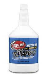 REDLINE OIL 10W-60 0,946л