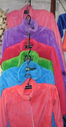 """Махровая пижама """"Гламур"""", фото 2"""