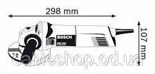 Углошлифмашины до 1.5 кВт GWS 1400