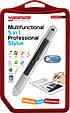 Многофункциональный 5в1 стилус-ручка Techpen , фото 5