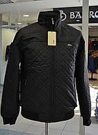 Мужская куртка Brioni черная