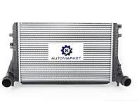Радиатор интеркуллера Volkswagen Caddy 2011-2015, фото 1