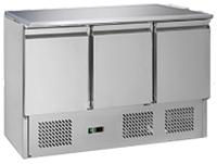 Стол холодильный саладетта Rauder S903S/S TOP