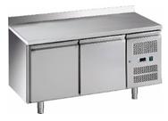 Стол холодильный Rauder SRHB 2200TN с бортом пристенным
