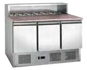 Стол холодильный для пиццы Rauder SRP S903