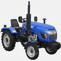 Трактор T240 (24 л.с., 3 цилиндра, KM385, КПП (3+1)х2, нерегулируемая коллея)