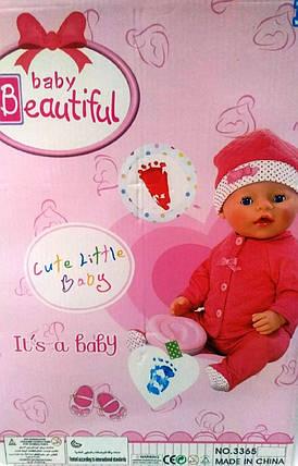 """Кукла-Пупс """"Малыш"""" 17 см.  , фото 2"""