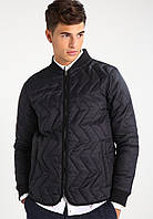 Куртка бомбер мужская Shine Jack Jones в трех цветах прошитая