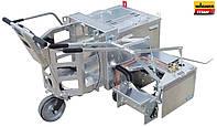 Машина для нанесения термопластика Titan ThermoMark 250 - 2 дозатора стеклошариков, фото 1