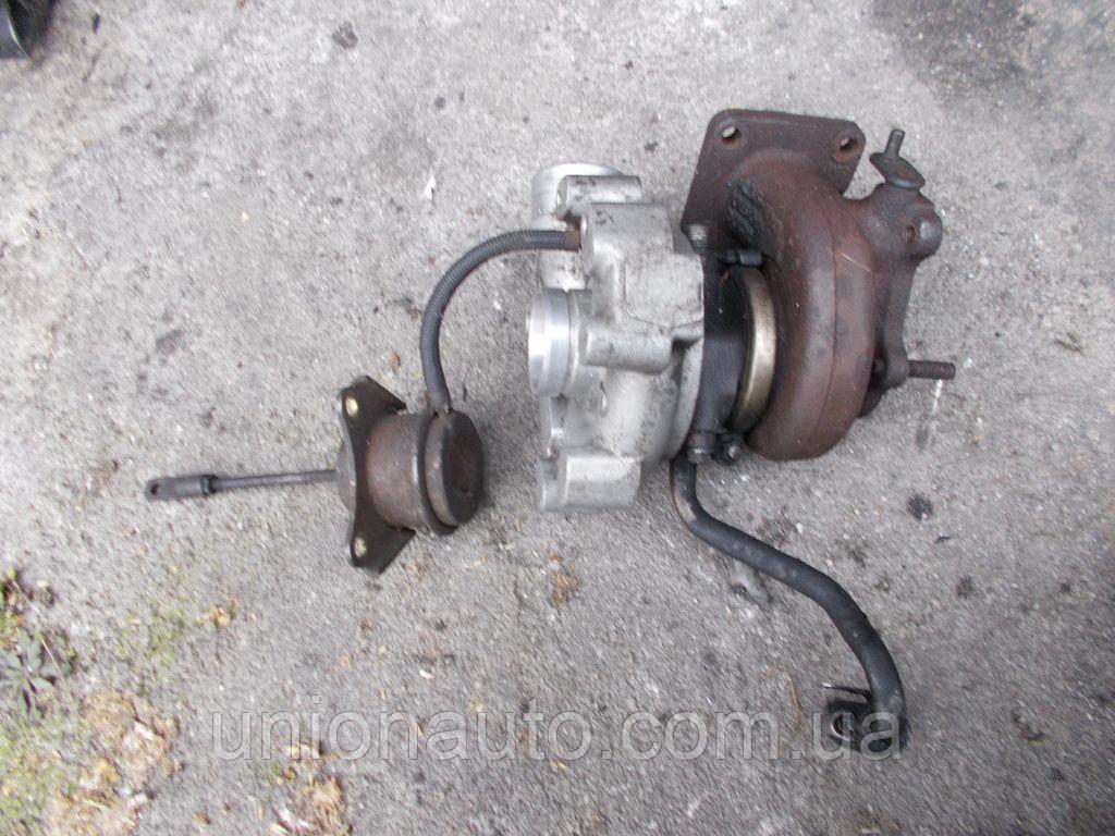 Турбина 2.8JTD Fiat Ducato 2002-2006