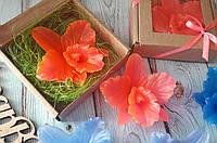 """Мыло """"Орхидея"""" в коробке, фото 1"""