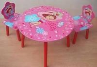"""Детский столик со стульчиками """"Фея"""" J002-274, фото 2"""