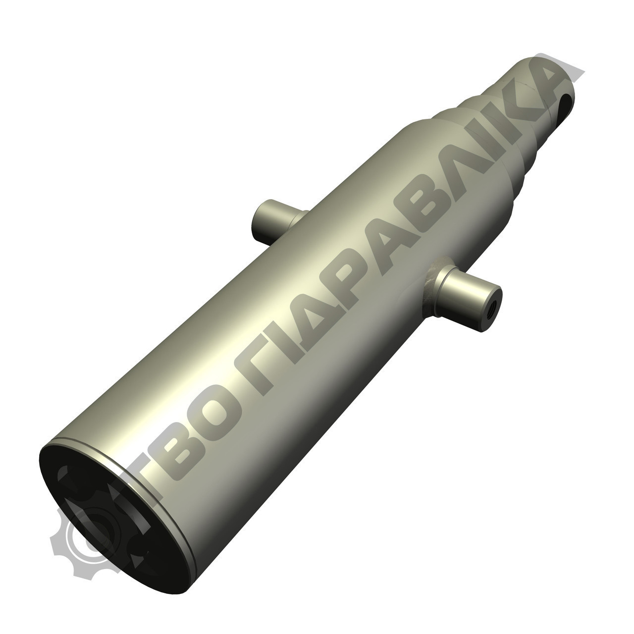 Телескопический цилиндр TN-76-3-900 A2