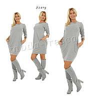 Платье женское туника 90 см рукав 42 44 46 48 50 52 Р, фото 1