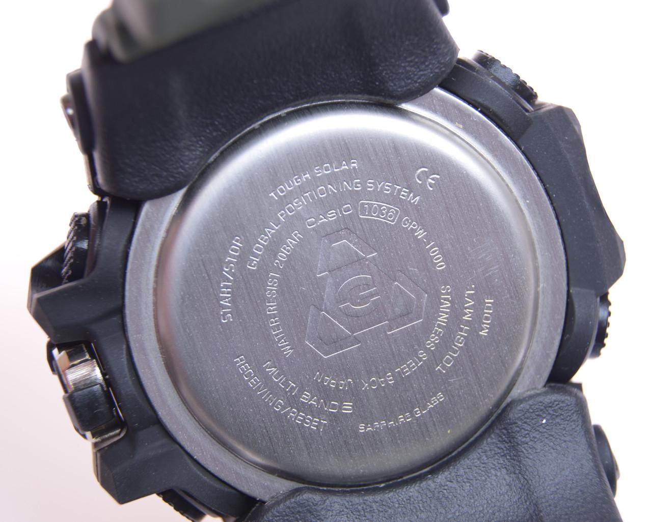 2a89592876ee ... фото Мужские наручные часы Casio G-SHOCK CPW-1000 камуфляж (копия), ...