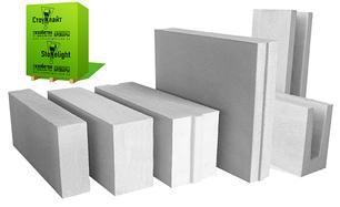 Газобетонные блоки и прочие кладочные материалы