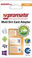 Переходники для sim-карт Promate uniSim, фото 3