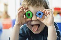 Движение глаз (могут ли глаза ребенка свободно двигаться во всех направлениях).