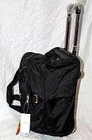 Дорожная сумка на колесах Black