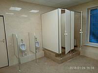 Туалетные перегородки ЭКОНОМ ДСП 16 мм