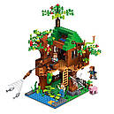 "Конструктор Lele 33125 Майнкрафт ( Lego Minecraft) ""Дом у реки"", 443 дет, фото 2"