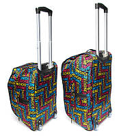 Комплект сумок дорожных на колесах 2 шт
