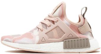 Женские кроссовки Adidas NMD XR1 Pink Duck Camo (люкс копия)