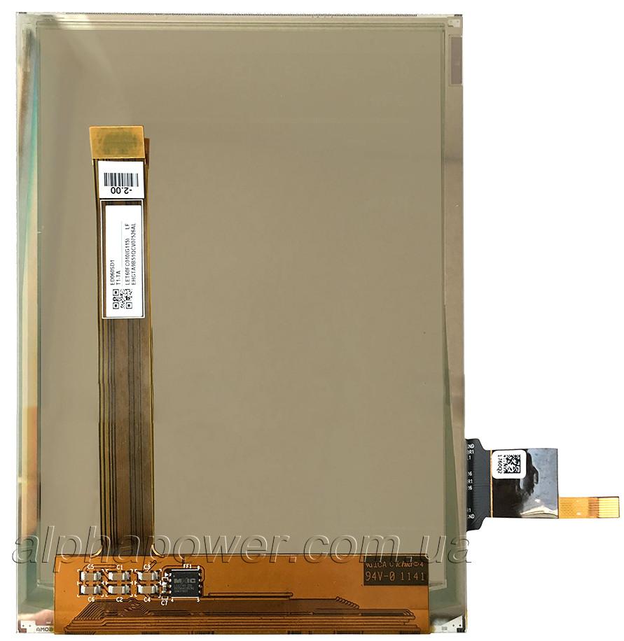 Дисплей ED060SD1 для Pocketbook 625 Basic Touch 2, матриця
