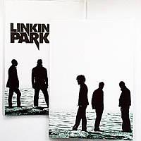 "Обложка ПВХ на паспорт ""Linkin Park"""