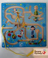 Игра-лабиринт с шариками «Маленький принц»