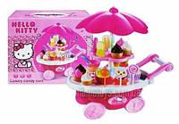Магазин сладостей 901-565/567 музыкальный на колесах, тележка,