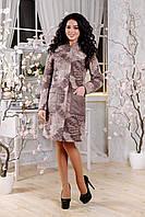 Женское демисезонное пальто В-1108 Seul Jaco, фото 1