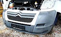 Средняя часть переднего бампера Ситроен Джампер Citroen Jumper III 250 c 2006 г. в.