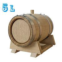 Бочка для вина, коньяку, виски (5л.)