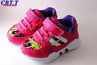 Кроссовки для девочки размер 26.