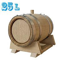 Бочка для вина, коньяку, виски (25л.)